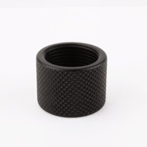 AR15 Muzzle Thread Protector 1/2x28 Thread Pitch Steel