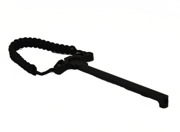 AR-15 Ambidextrous Charging Handle With Para Cord