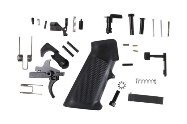 Anderson AR-15 Lower Parts Kit-(BLACK HAMMER AND TRIGGER)