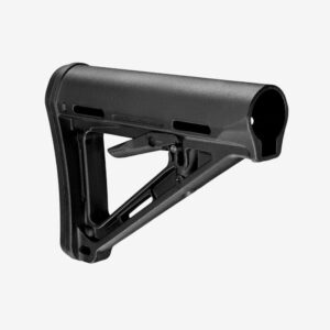 MOE CARBINE STOCK – MIL-SPEC-BLK