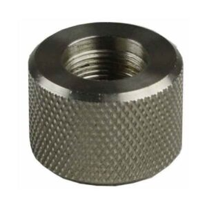 AR15 Bull Barrel Muzzle Thread Protector 1/2x28 Thread Pitch Stainless Steel