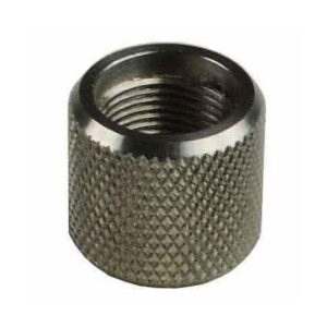 AR15 Muzzle Thread Protetor 1/2x28 Thread Pitch Stainless Steel