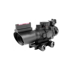 PRISMATIC 4X32MM RIFLESCOPE W/ MIL-DOT RETICLE