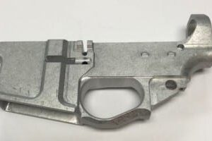 AR-308 80% Forged Lower Receiver (Raw)