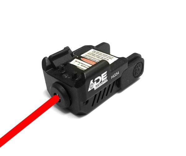 Ade Advanced Optics HG54R Universal Laser Sight, Red