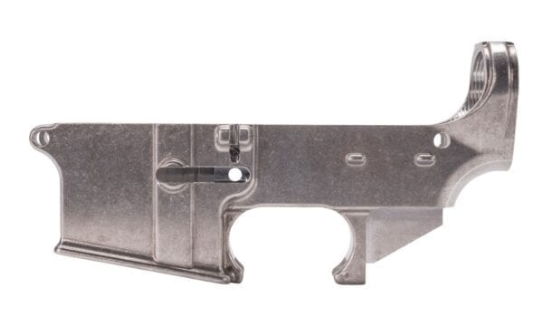 AR-15 80% Forged Lower Receiver - RAW